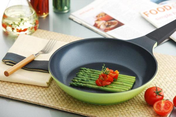 Bardzo dobry Patelnia ceramiczna / teflonowa - Ranking Maj 2019 i opinie BO88